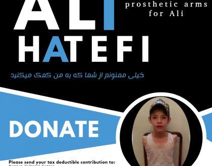 Ali Hatefi