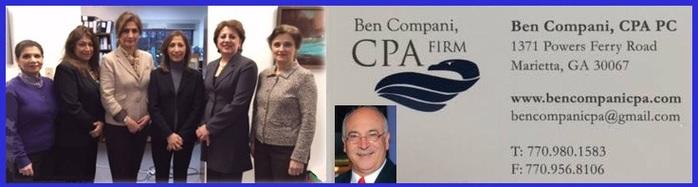 Ben Compani CPA Sponsors